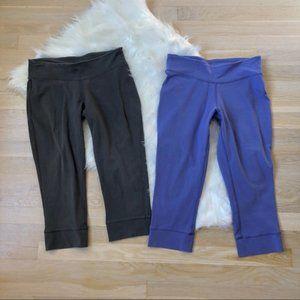 Patagonia Women's Bundle of 2 Leggings Size Medium